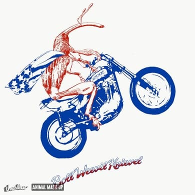 Boll Weevil Knievel !