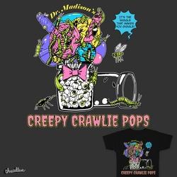 Creepy Crawlie Pops