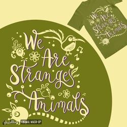 We Are Strange Animals