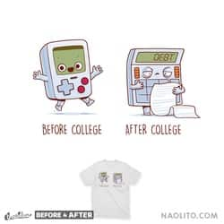 Before After College