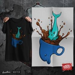 Plunge into Coffee