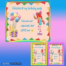 Welcome To My Nirthday