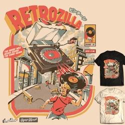 Retro Soundzilla