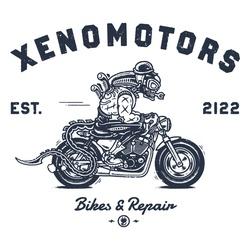 Xenomotors
