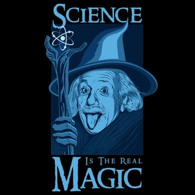Science Is The Real Magic V2 ?