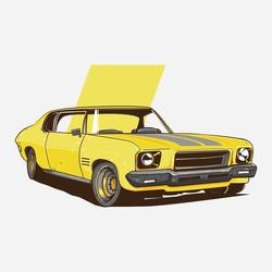 Custom Holden