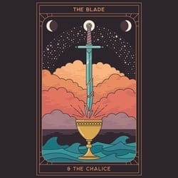 The Blade And The Chalice