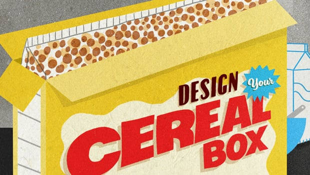Cereal Box Shop The Winning Designs