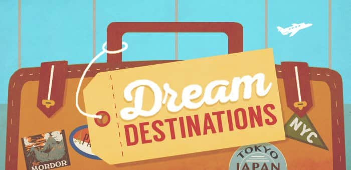 Dream Destinations Shop The Winning Designs