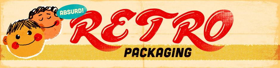 Absurd Retro Packaging