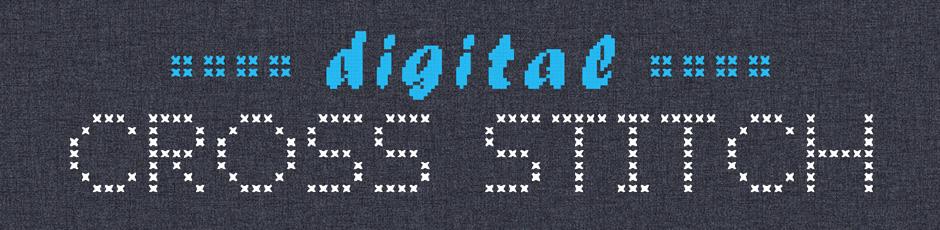 Digital Cross Stitch