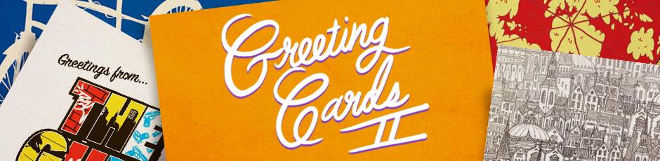 Greeting Cards II