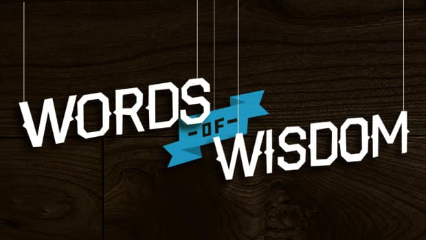 Words Of Wisdom Shop The Winning Designs Threadless