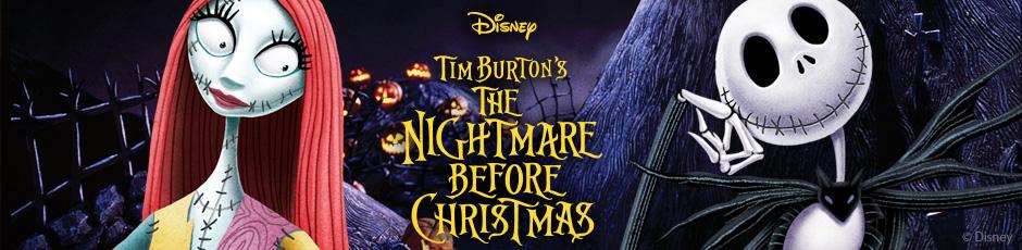 Nightmare Before Christmas. Shop the winning designs! | Threadless