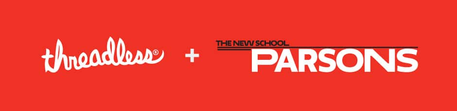 parsons the new school for design. shop the winning designs