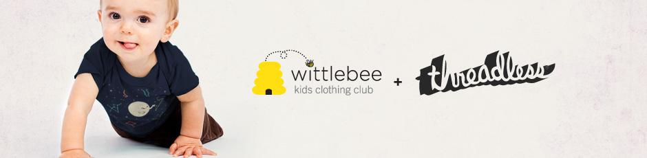 Wittlebee + Threadless Kids