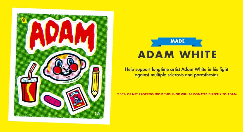 MADE Adam White