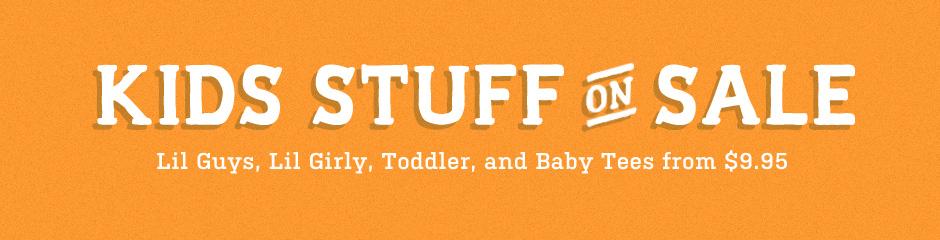 Kids Stuff On Sale