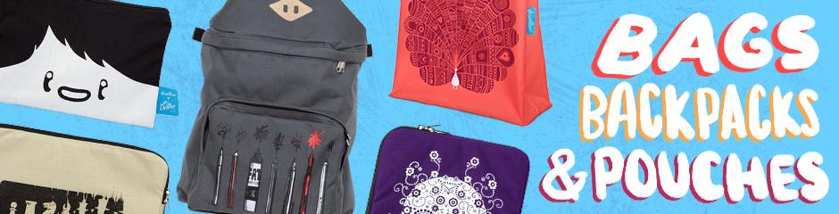 Backpacks & Laptop Cases