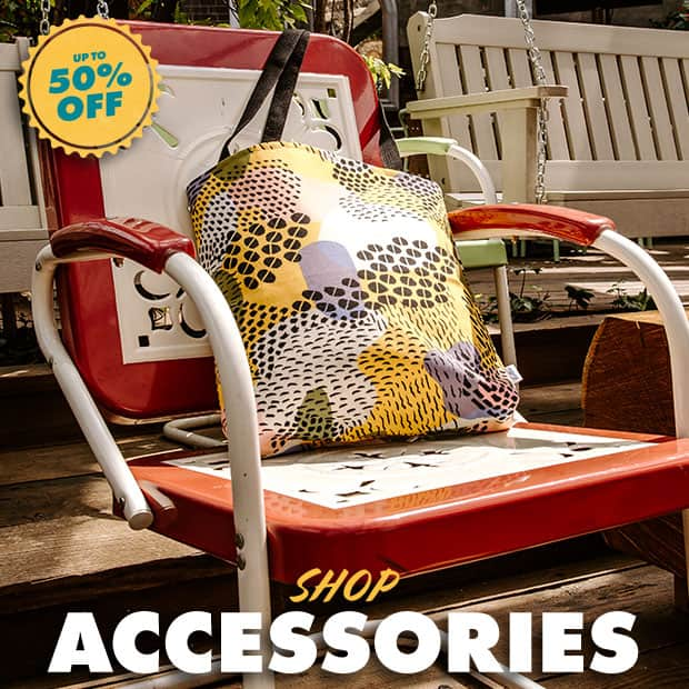 Shop the Memorial Day Sale with up to 50% off Accessories!