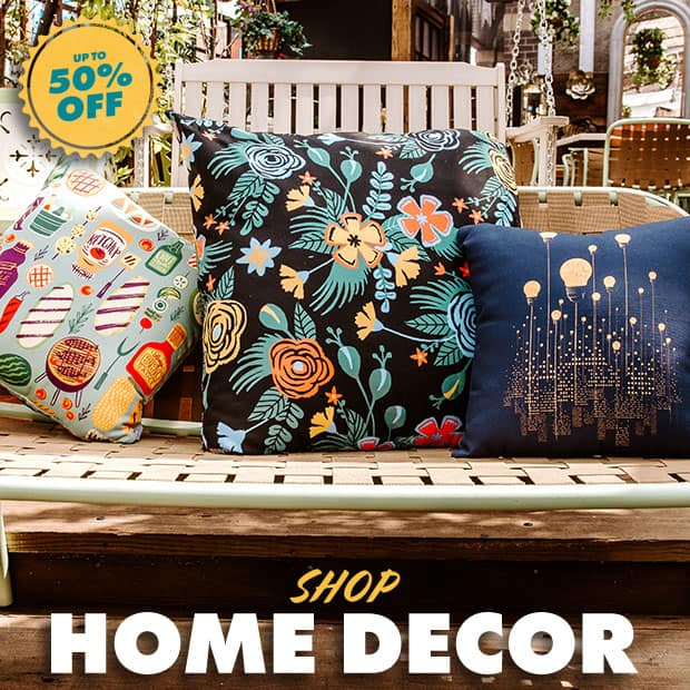 Shop the Memorial Day Sale with up to 50% off Home Decor
