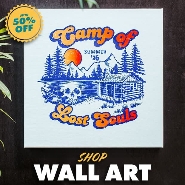 Shop the Memorial Day Sale with up to 50% off Wall Art!