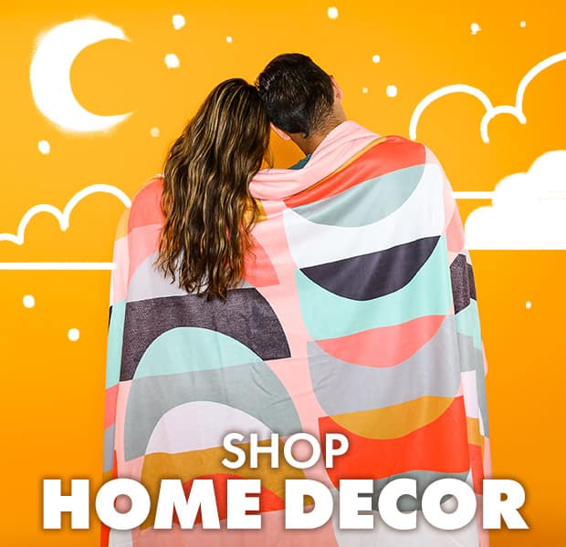 Shop the Threadless Labor Day Sale! Up to 50% off Home Decor