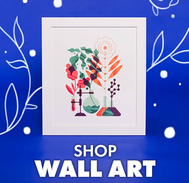 Shop the Threadless Labor Day Sale! Up to 50% off Wall Art