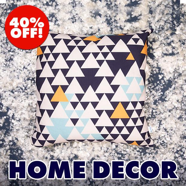 Shop 40% off Home Decor