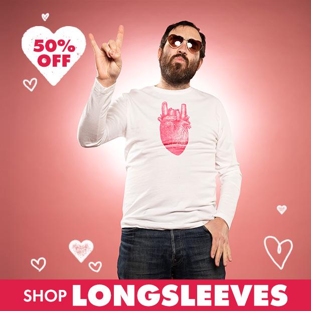 Shop 50% off Longsleeves!