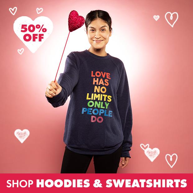 Shop 50% off Hoodies & Sweatshirts