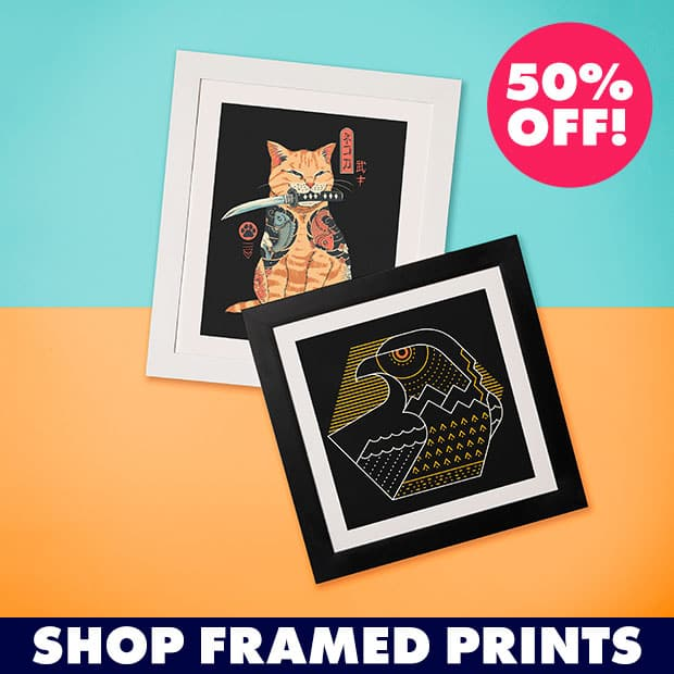 Shop 50% off Framed Art Prints