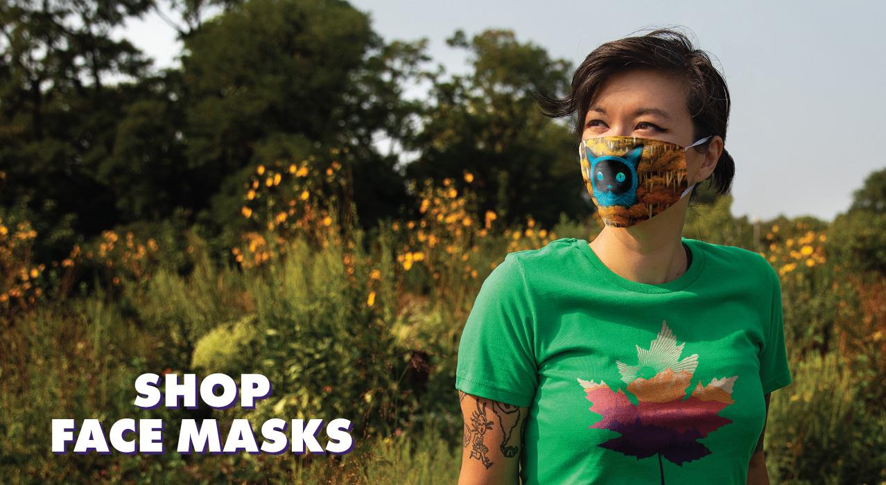 Threadless Headwear - Shop Face Masks