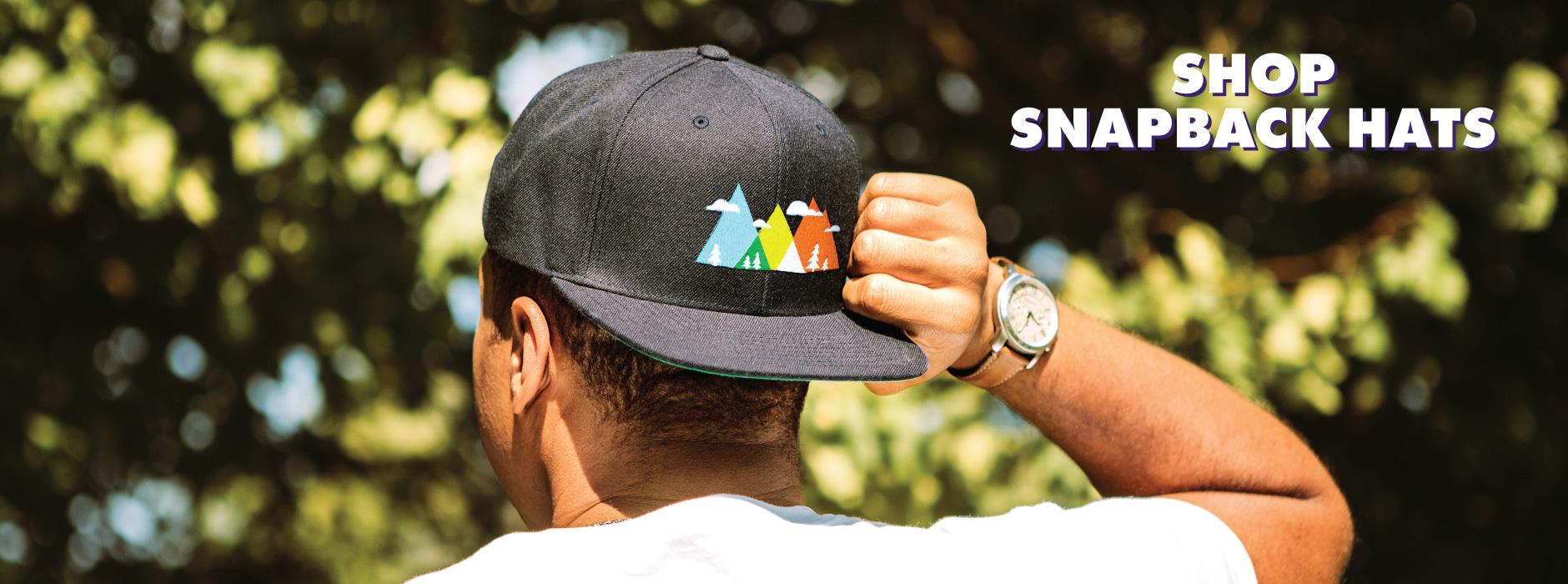 Threadless Headwear - Shop Snapback Hats