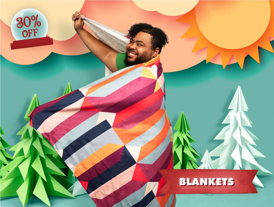 Up to 50% Off Apparel + up to 30% Off Sitewide - Blankets