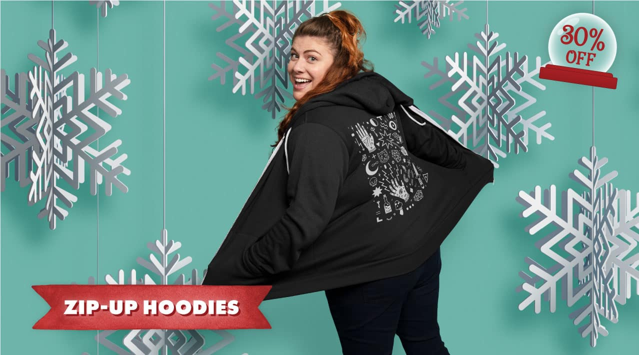 Up to 50% Off Apparel + up to 30% Off Sitewide - Zip-up Hoodies