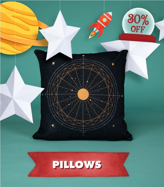 Up to 50% Off Apparel + up to 30% Off Sitewide - Pillows