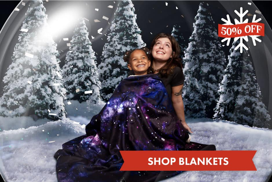 Save big on Blankets with our Black Friday sale at Threadless!