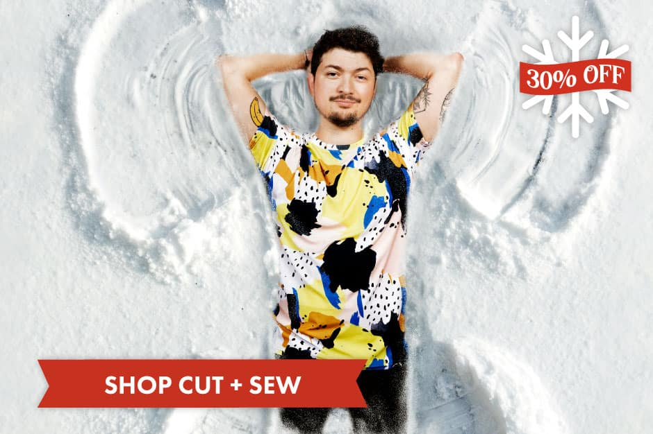 Save big on Cut and Sew Tees with our Black Friday sale at Threadless!