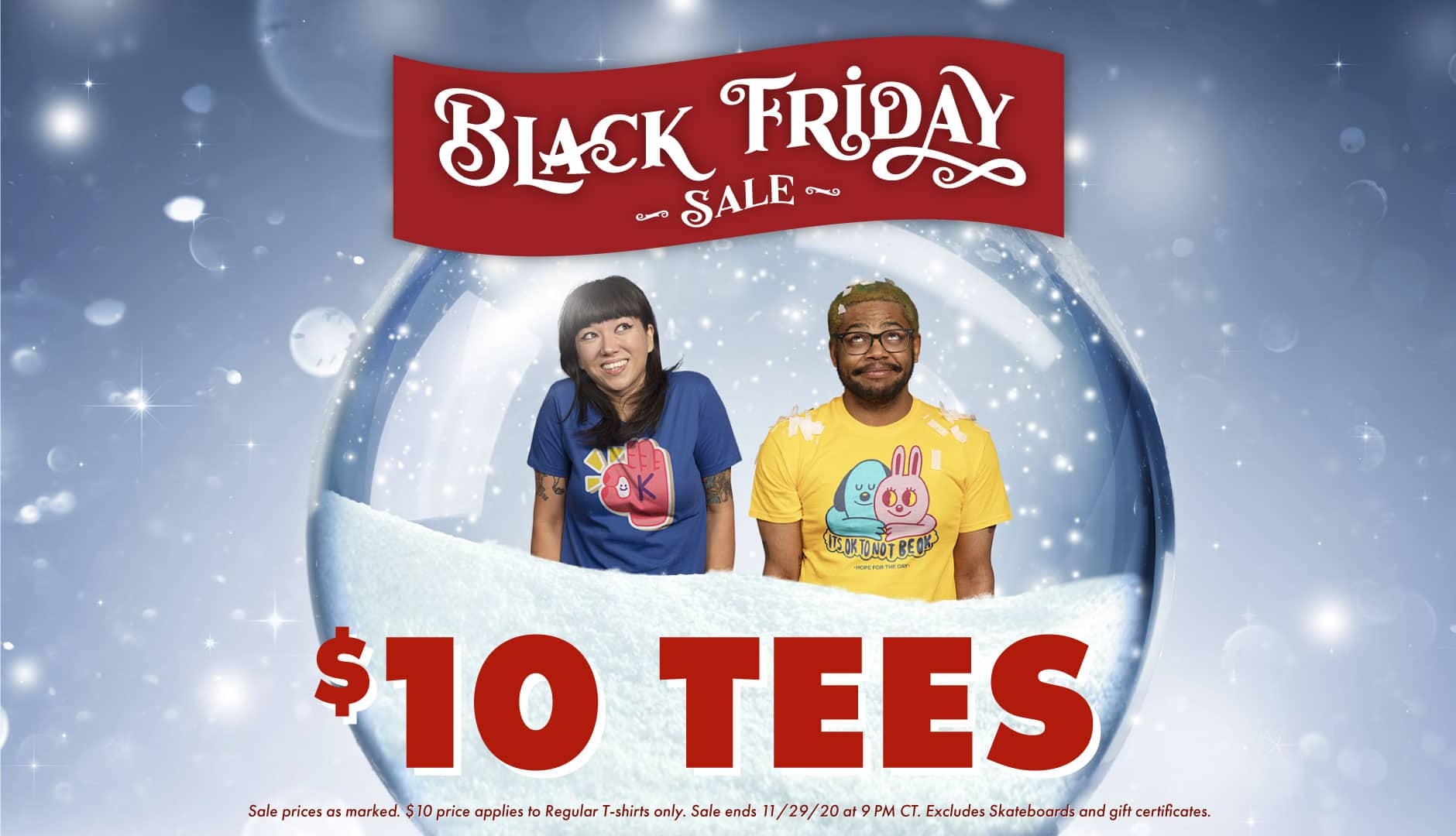 Shop our Black Friday sale at Threadless