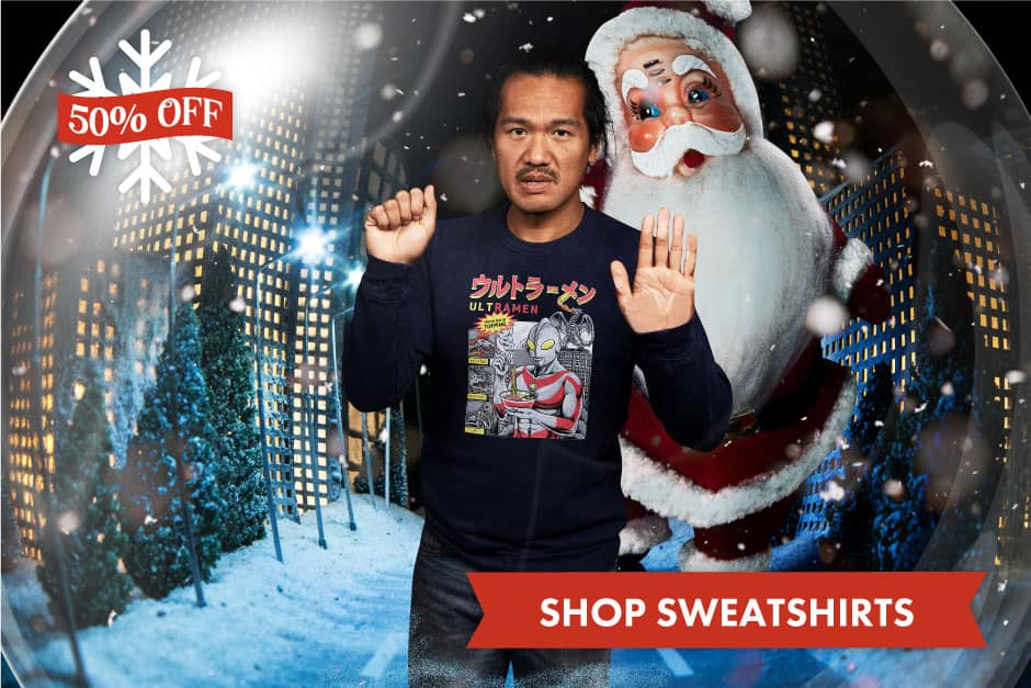Save big with our Black Friday sale on Sweatshirts at Threadless