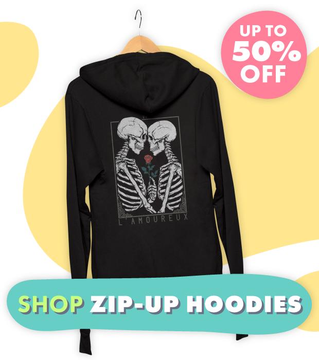 Shop Zip-Up hoodies