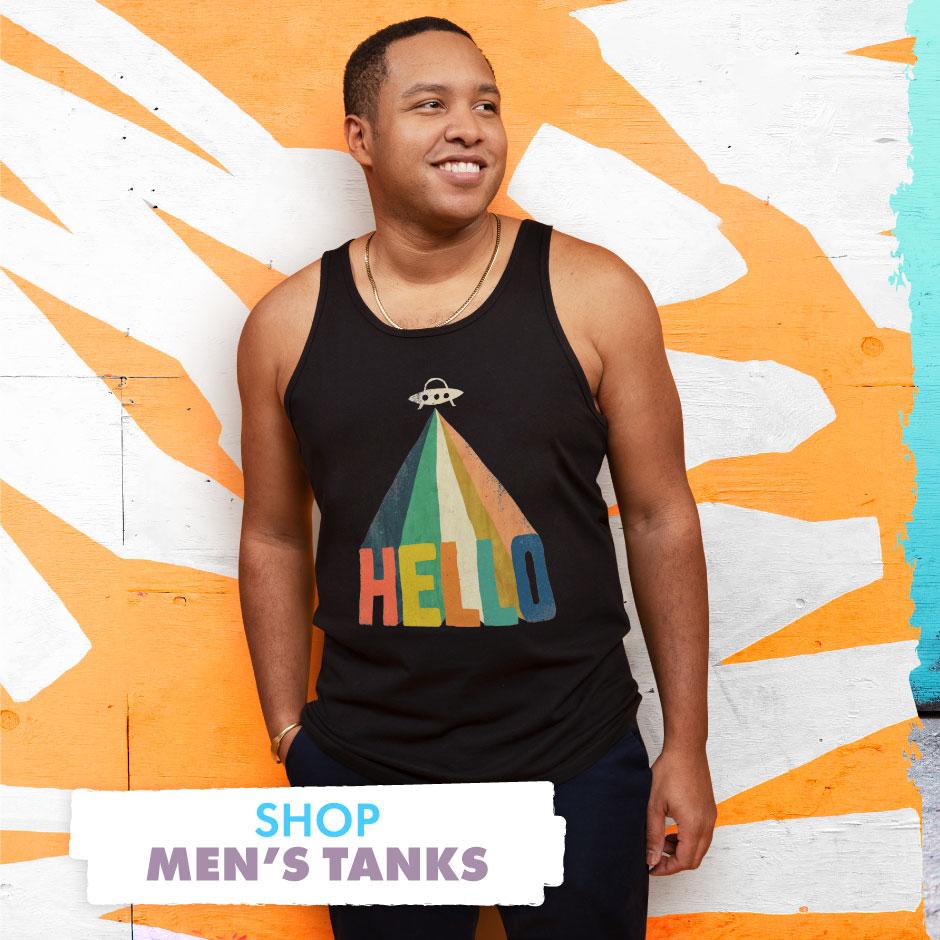 Shop Men's Tanks