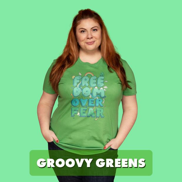 Groovy Greens