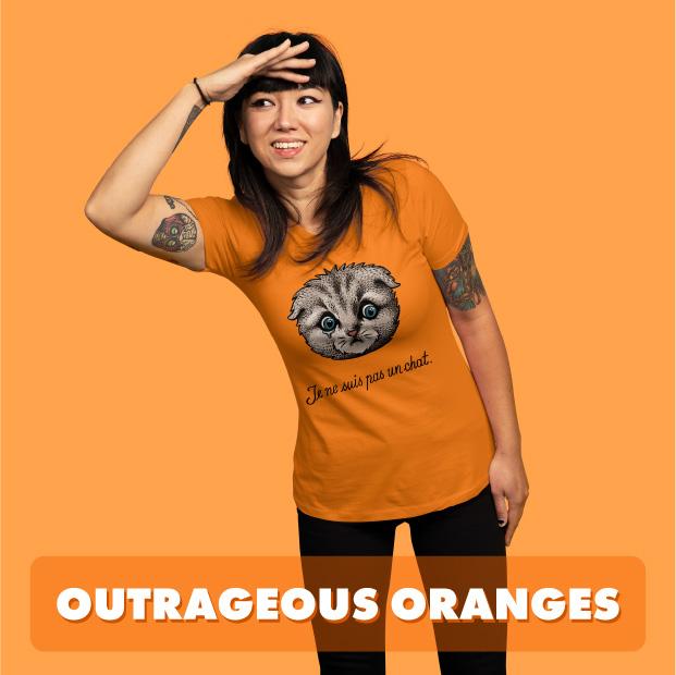 Outrageous Oranges