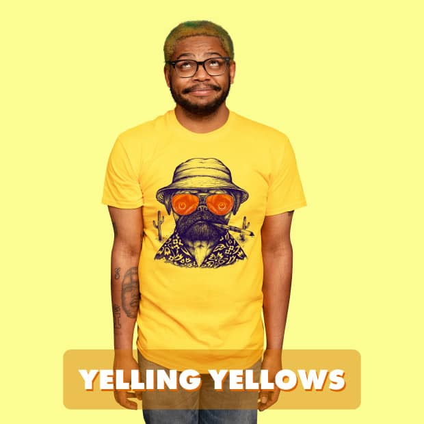 Yelling Yellows