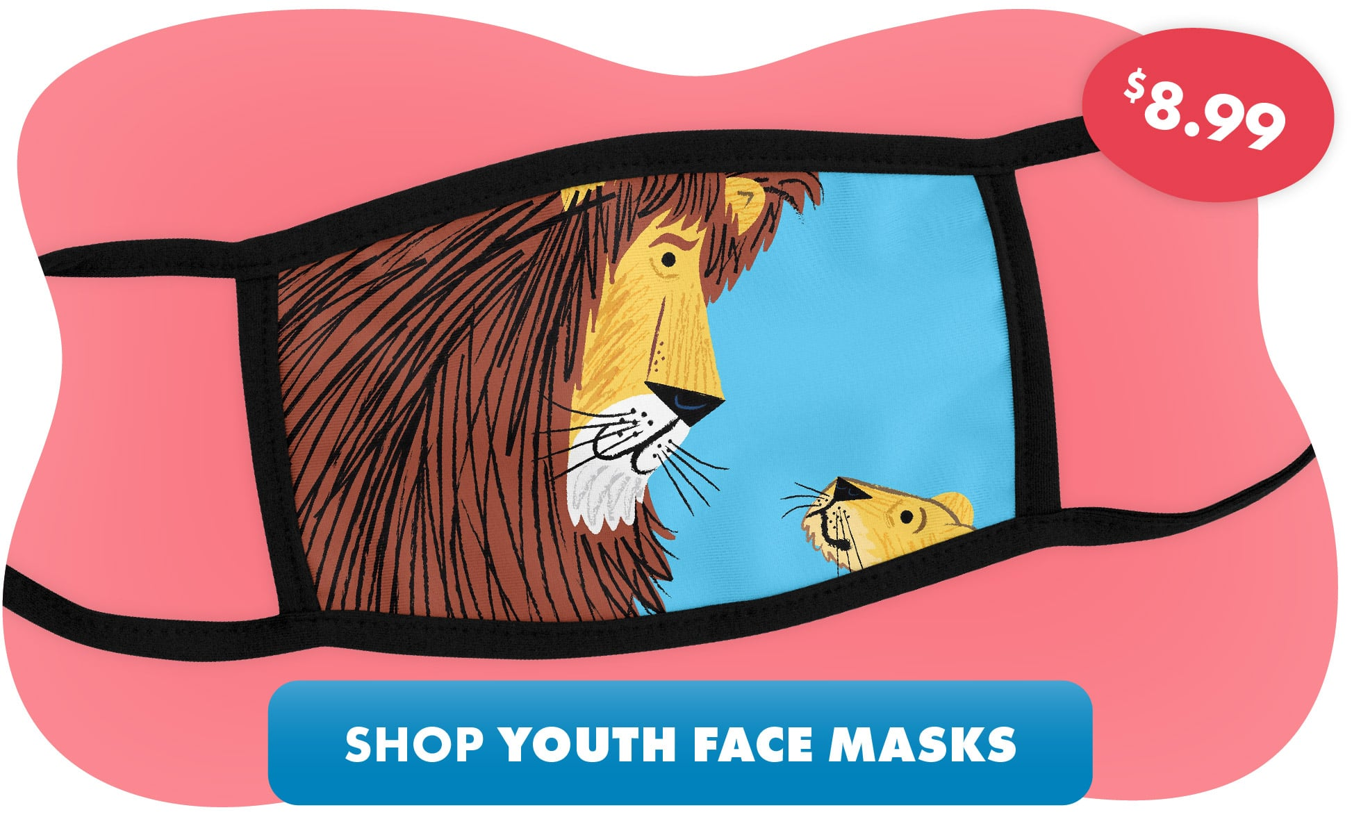 Youth Face Masks