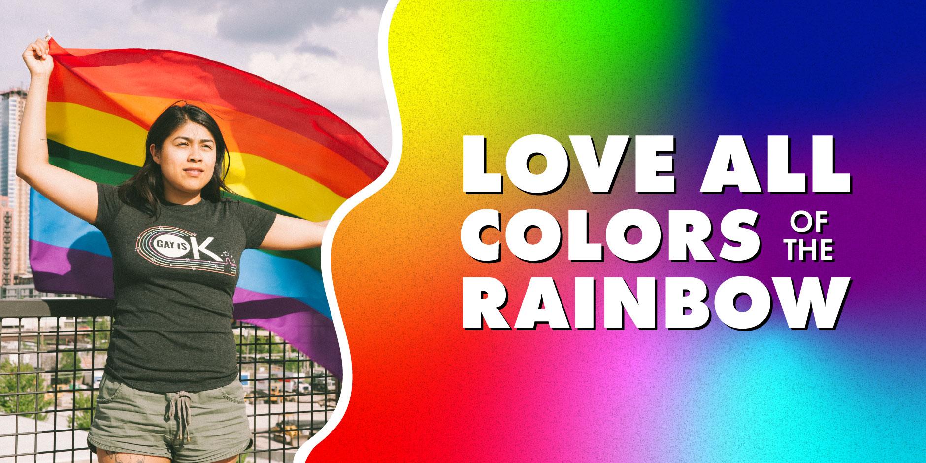 Celebrate Pride everyday at Threadless