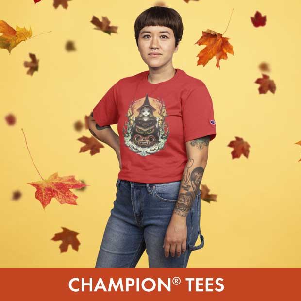 Shop Champion Tees