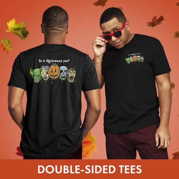 Shop double sided tees